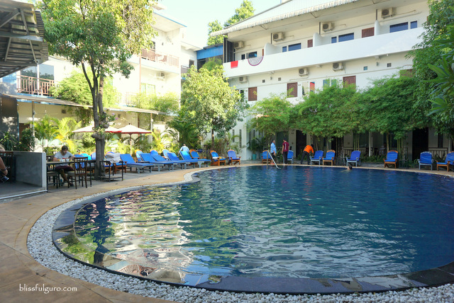 Billabong Hotel and Hostel Phnom Penh