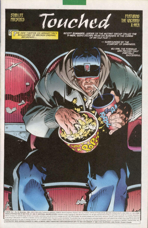 X-Men (1991) 59 Page 1