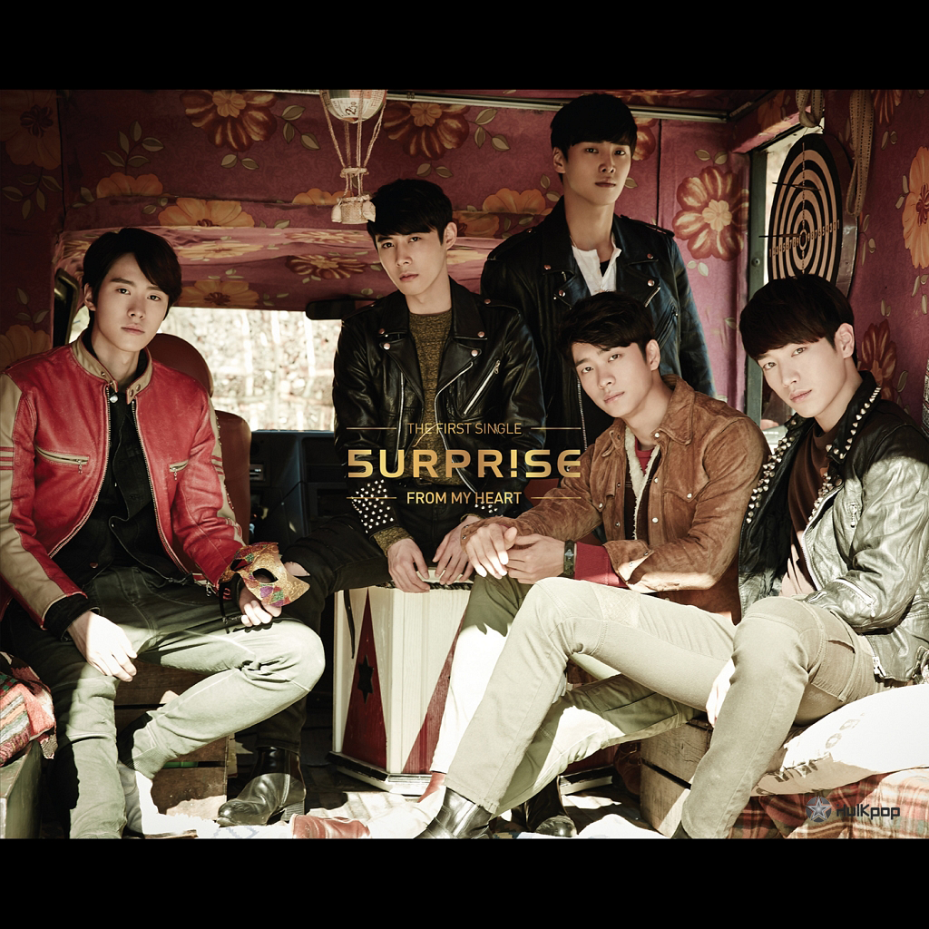 [Single] 5URPRISE – From My Heart