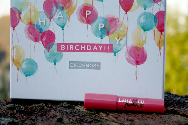 Happy 5th Birthday Birchbox