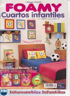 Foamy Cuartos Infantiles Nro.20