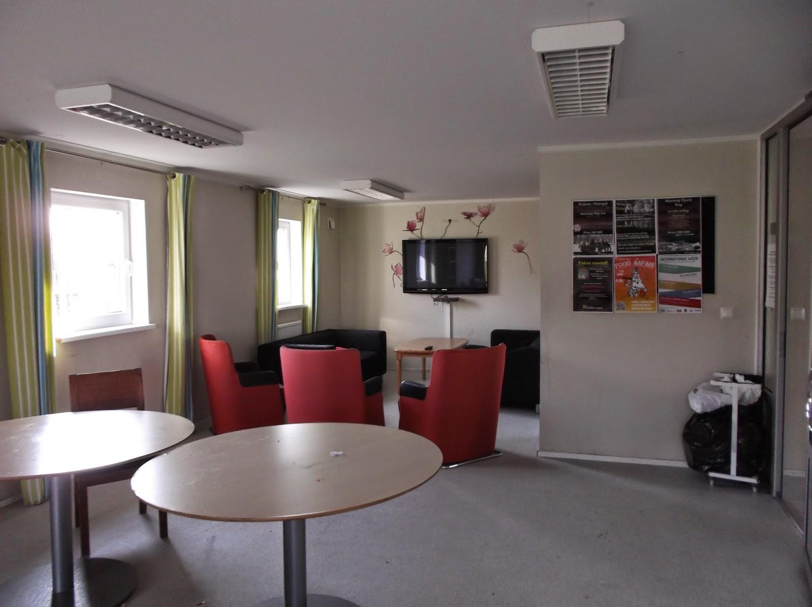 Jönköping University Accommodations for International Students Ekhagen apartments