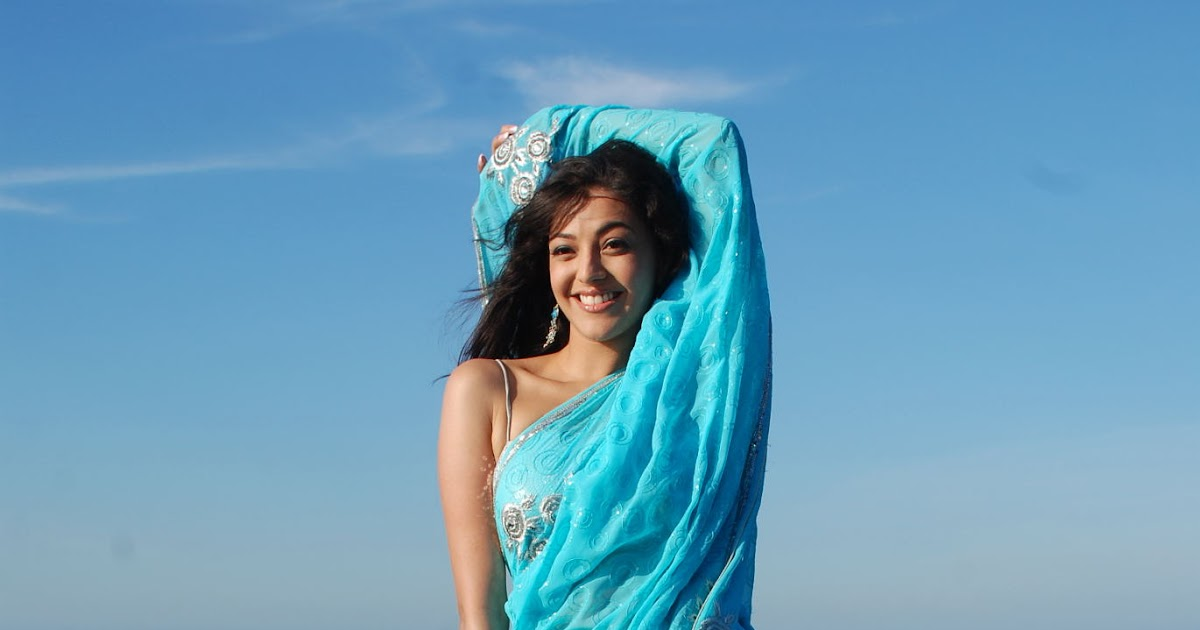 Kajal Agarwal Latest Hot And Cute Photo Stills At Beach In