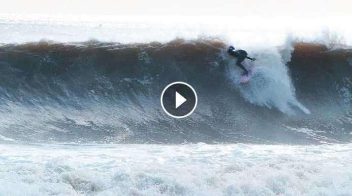 PUMPING NJ SURF with JAMIE OBRIEN