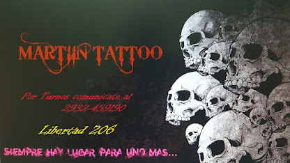 """ Martiin Tattoo"""