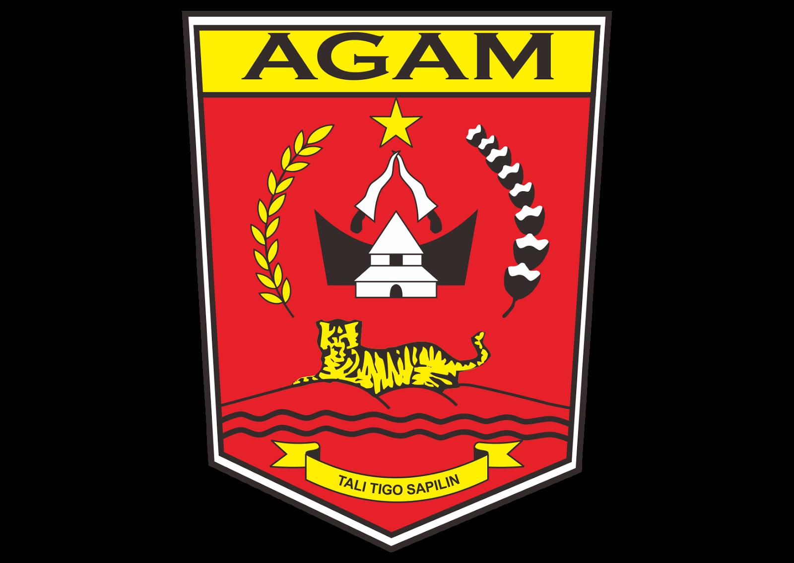 Kabupaten Agam Logo Vector Format Cdr Ai Eps Svg Pdf Png