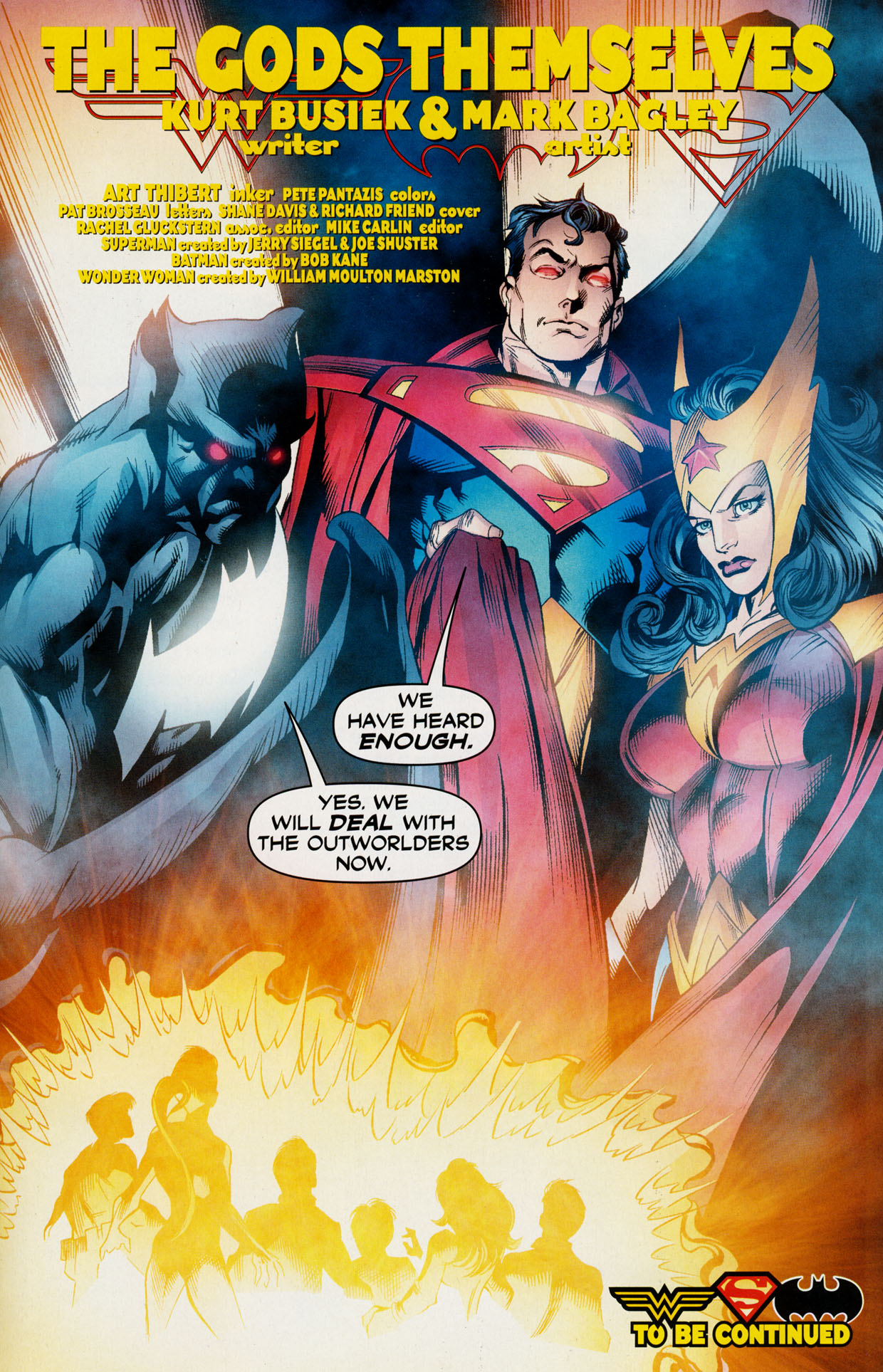 Read online Trinity (2008) comic -  Issue #35 - 32