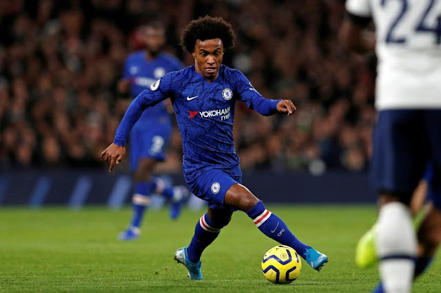 Willian Sedang Diincar Tiga Klub Elite