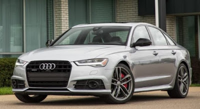 2017 Audi A6 3.0T Competition Sedan