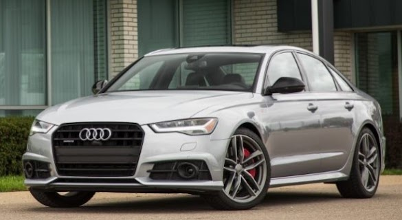 2017 Audi A6 3.0T Competition Prestige : Its toughest competitor is in the same showroom.