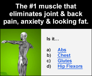 One powerful proven Tip to cure Joint and Back pain