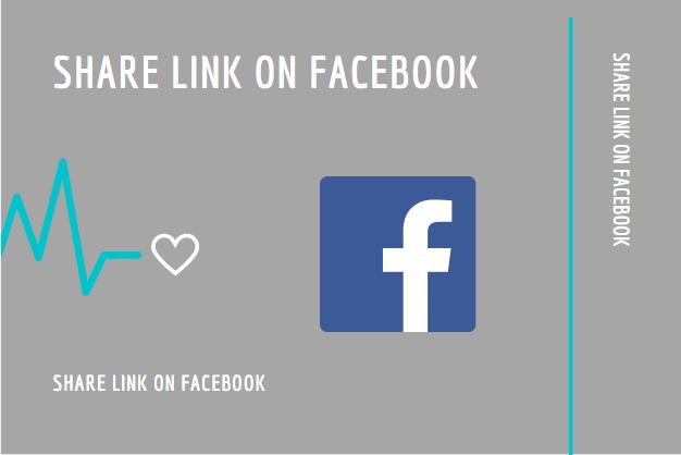 Share Link On Facebook