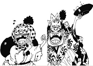 Spoiler One Piece Chapter 941