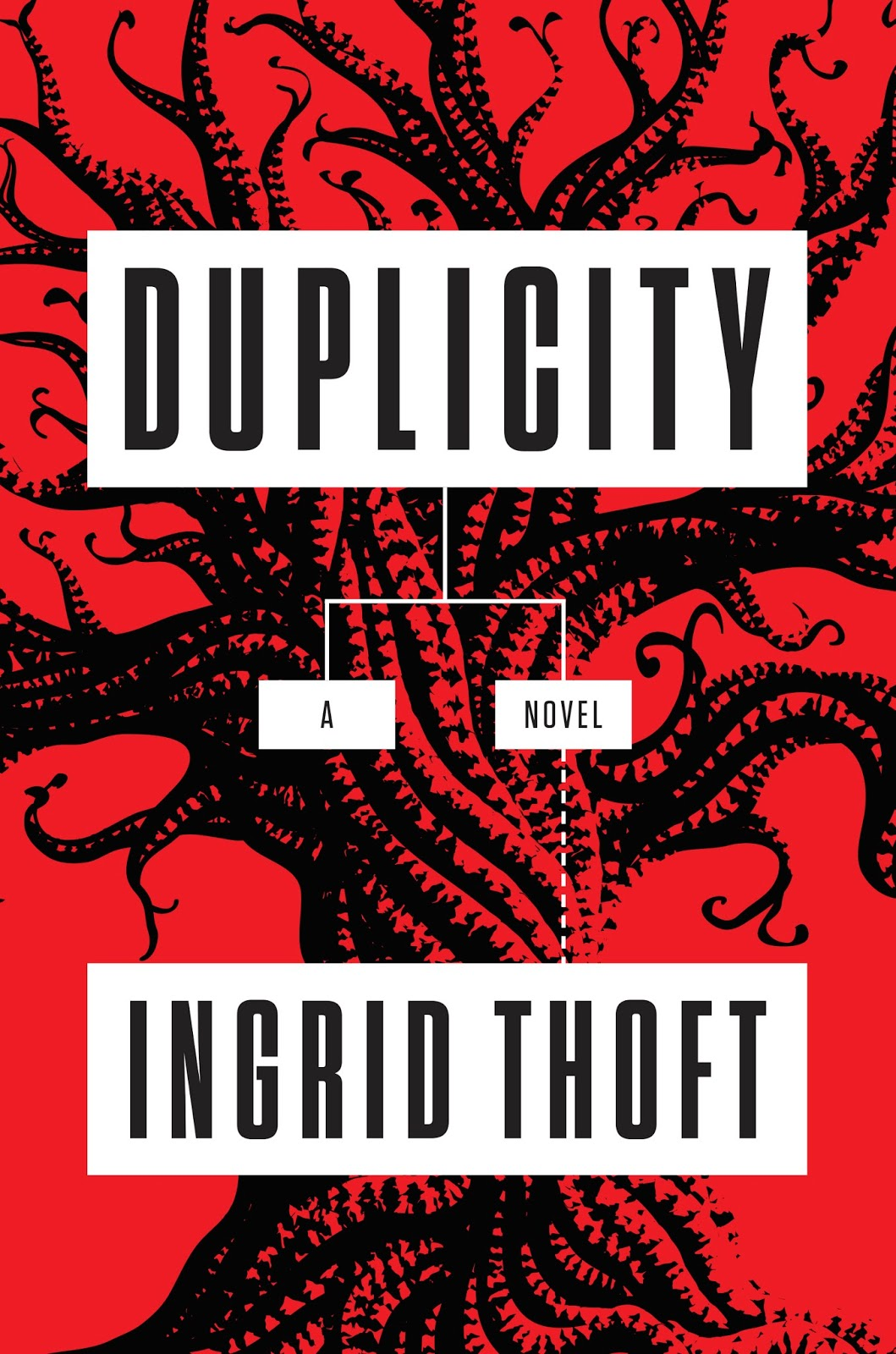Jungle Red Writers: Happy pub day to DUPLICITY!