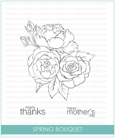 Spring Bouquet Stamp