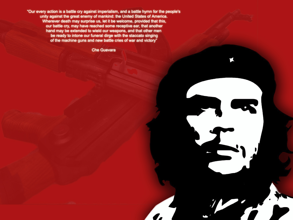 Che Guevara Critical Essays