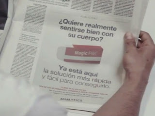 Magic Pills Creatividad Coca Cola