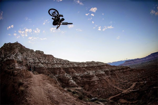 2014 Red Bull Rampage Qualifying Run 1 Highlights