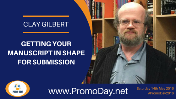 Clay Gilbert To Present Webinar At #PromoDay2016
