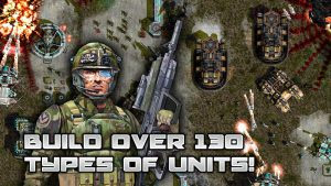 Machines at War 3 RTS APK Mod