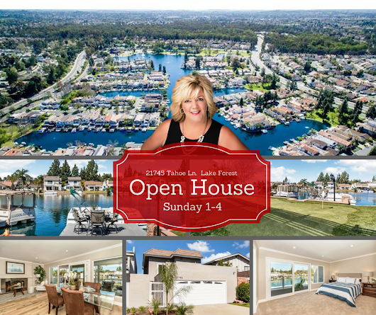 Open House Sunday April 2nd..Beautiful Lake Front Home!!