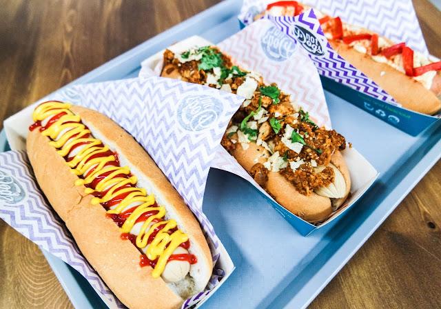 vegan fast food birmingham review hotdog not dog