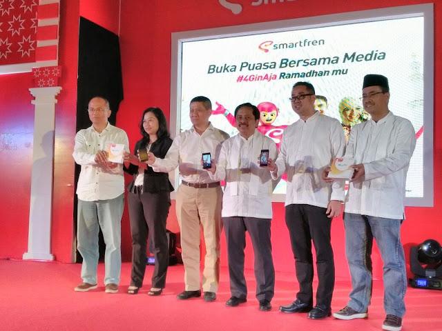 "Operator Seluler Smartfren Resmi ""Gandeng"" Evercoss pada Smartphone Winner T"