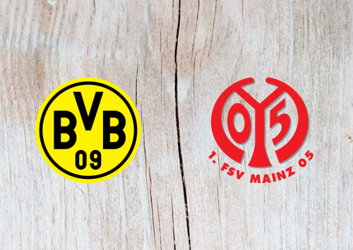 Borussia Dortmund vs Mainz 05 Full Match & Highlights 13 April 2019
