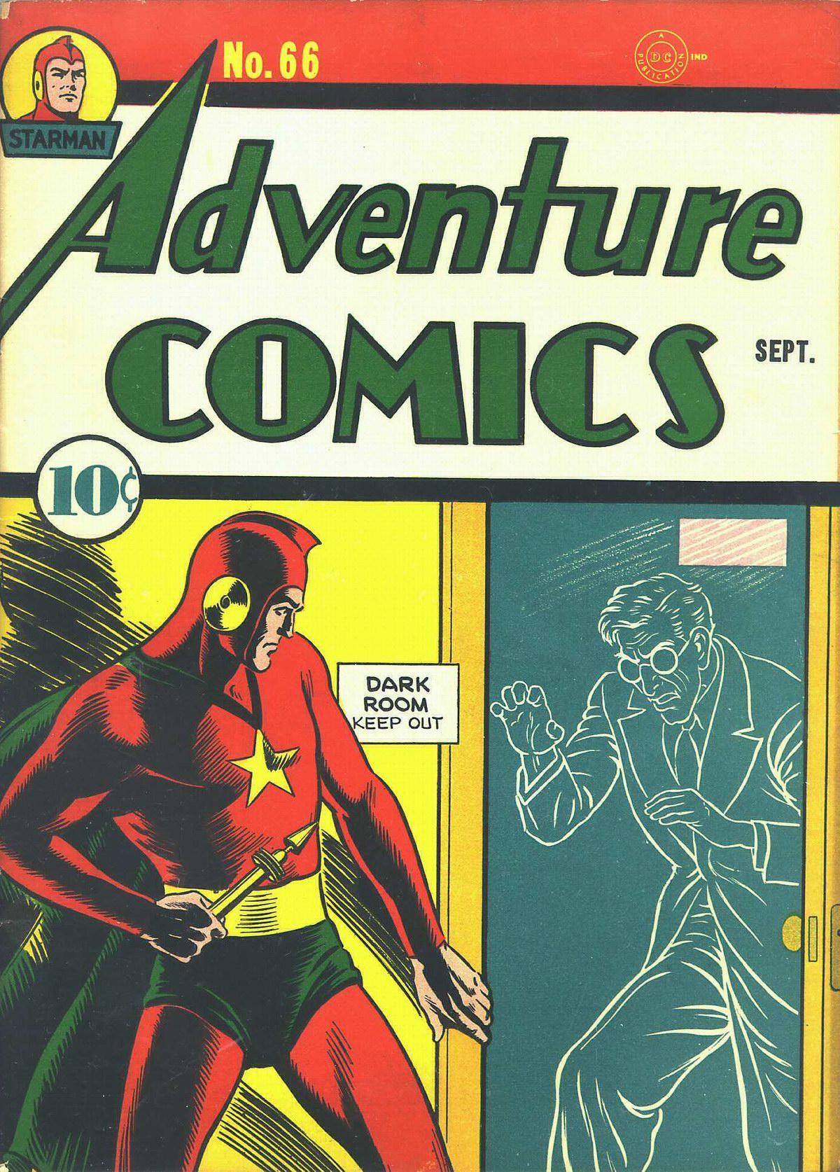 Read online Adventure Comics (1938) comic -  Issue #66 - 2