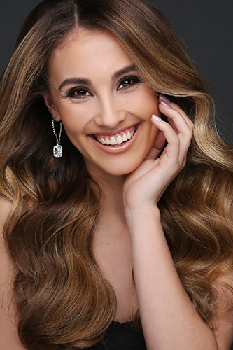 Miss Teen USA 2018 Candidates Contestants Delegates Oregon Jaycie Forrester