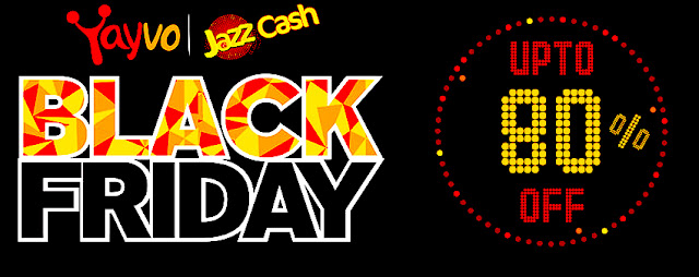 Black Friday Sale in Pakistan