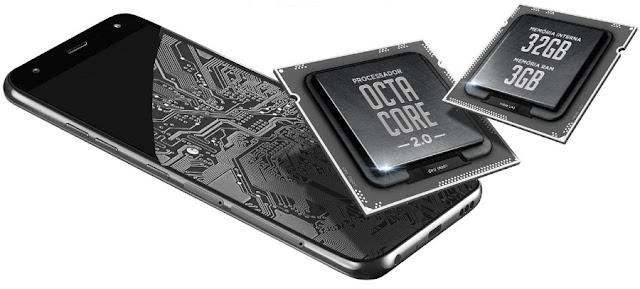 Smartphone Octa Core