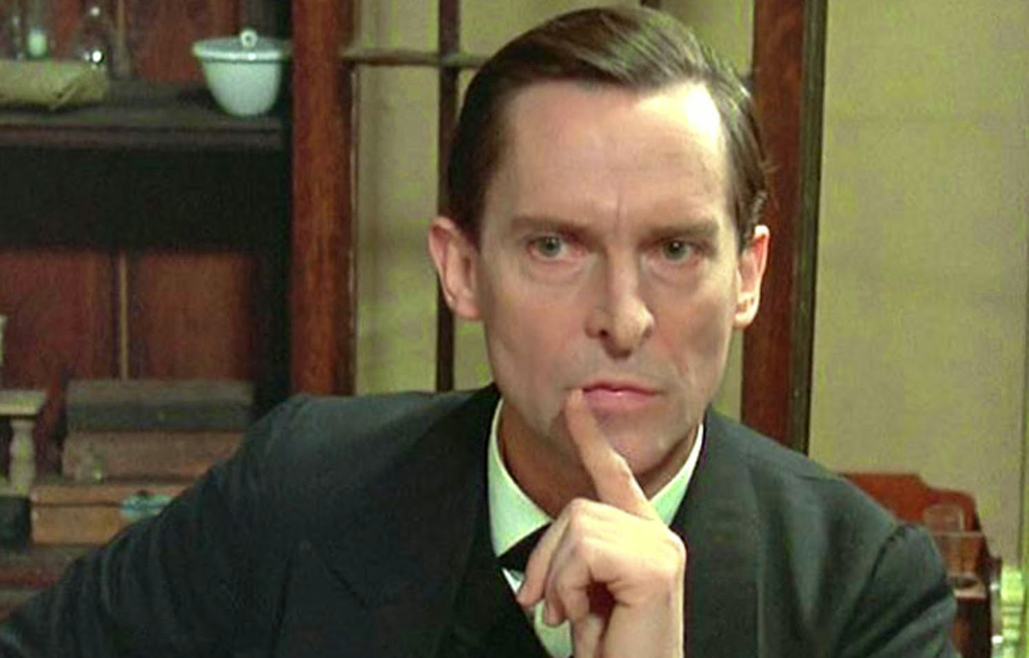 From Gillette to Brett IV gave Jeremy Brett something to think about