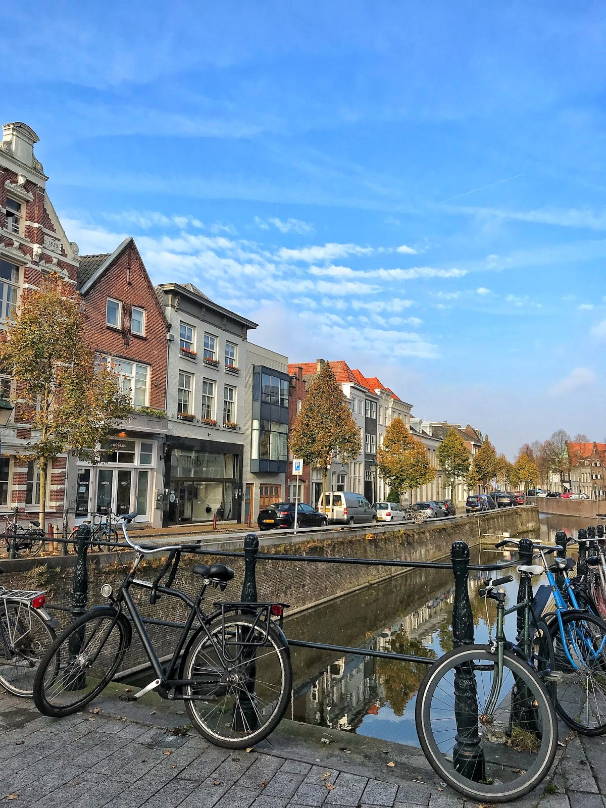 Travel: Festive Shopping in Den Bosch