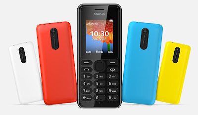 Nokia 108 and 108 Dual SIM