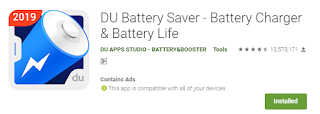 Aplikasi Pendingin Android