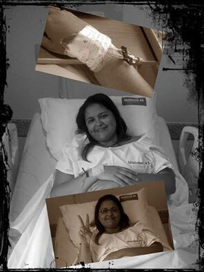 minha cirurgia fibroadenoma mama tumor mamario nodulo