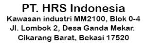 Lowongan Kerja PT HRS Indonesia MM2100