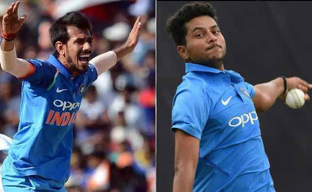 IND VS SA: 'Some such' Yuviwendra Chahal and Kuldeep Yadav looted South Africa