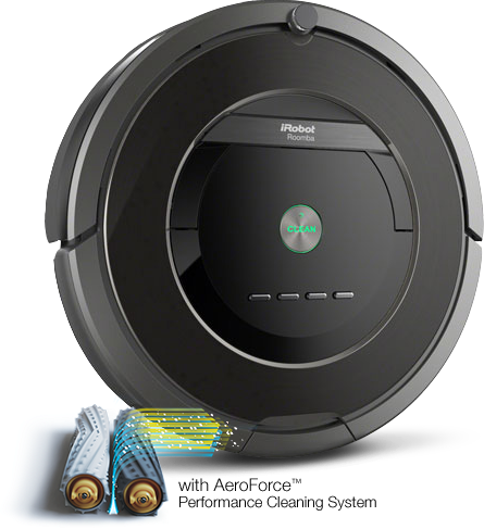 iRobot from Roomba