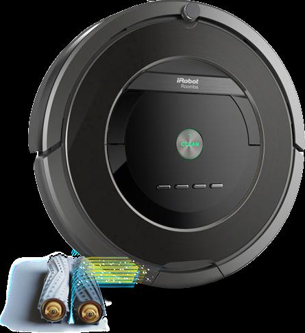 iRobot from Roomba
