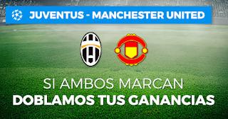 Paston promocion Juventus vs United 7 noviembre
