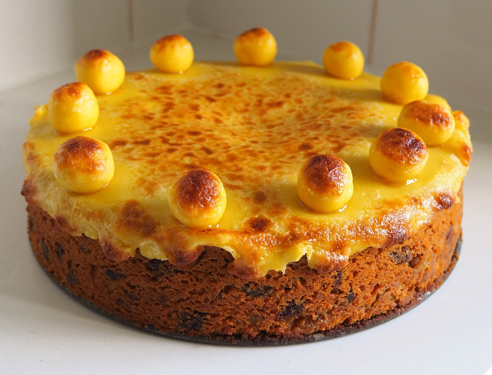Easy Vegan Simnel Cake Recipe