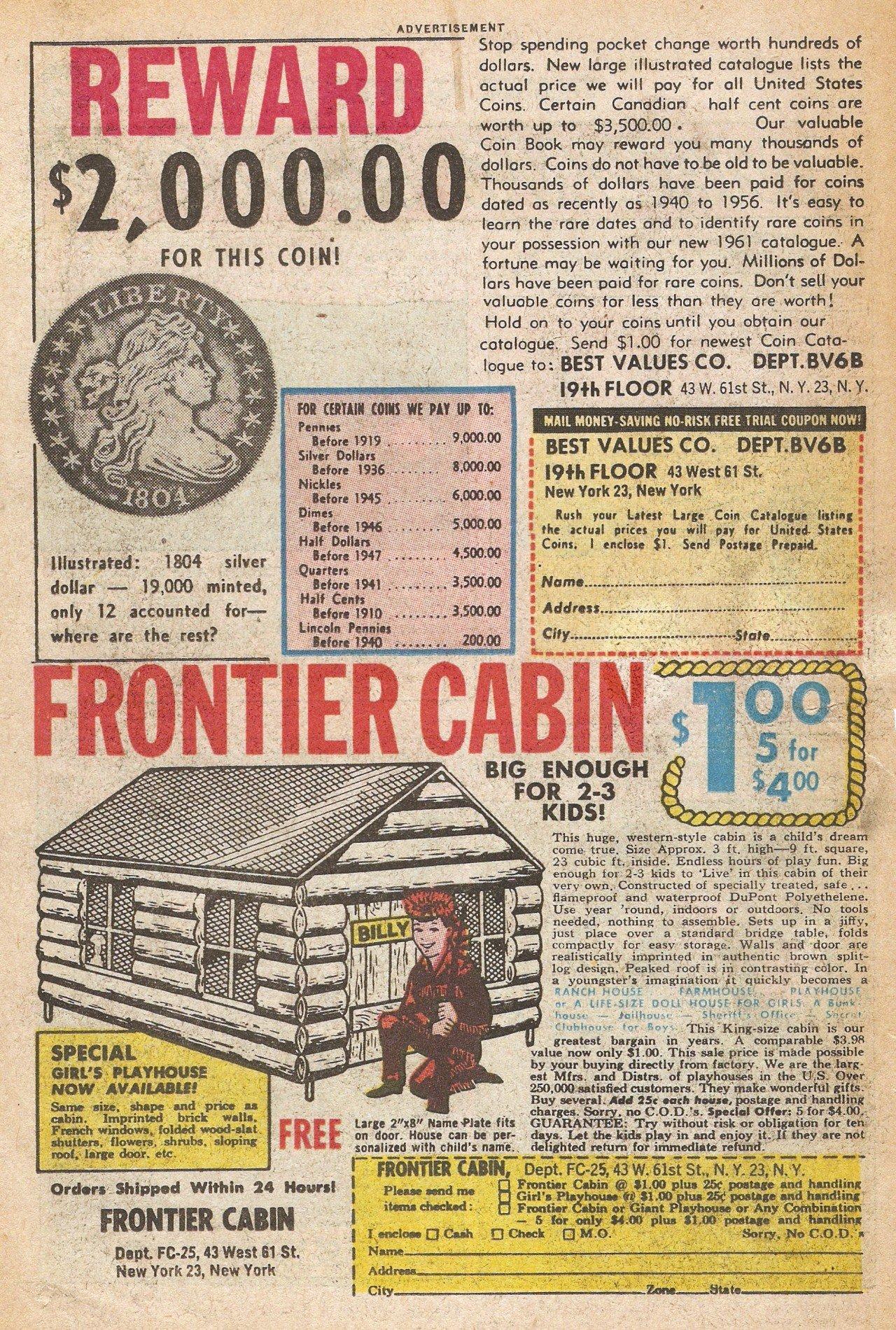 Strange Adventures (1950) issue 139 - Page 34