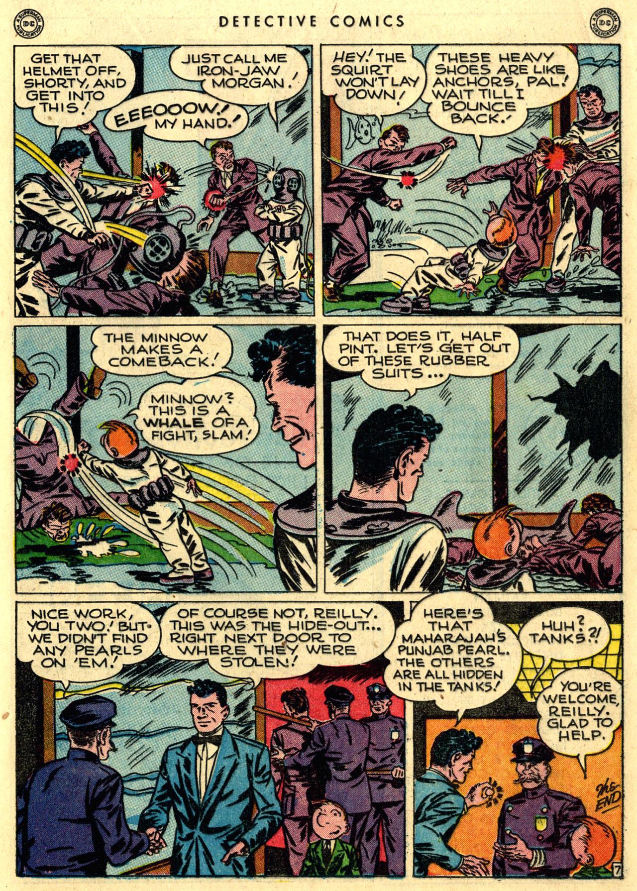 Read online Detective Comics (1937) comic -  Issue #118 - 23