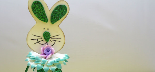 Coniglietto porta uovo