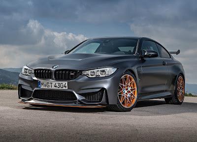 BMW M4 GTS (2016)