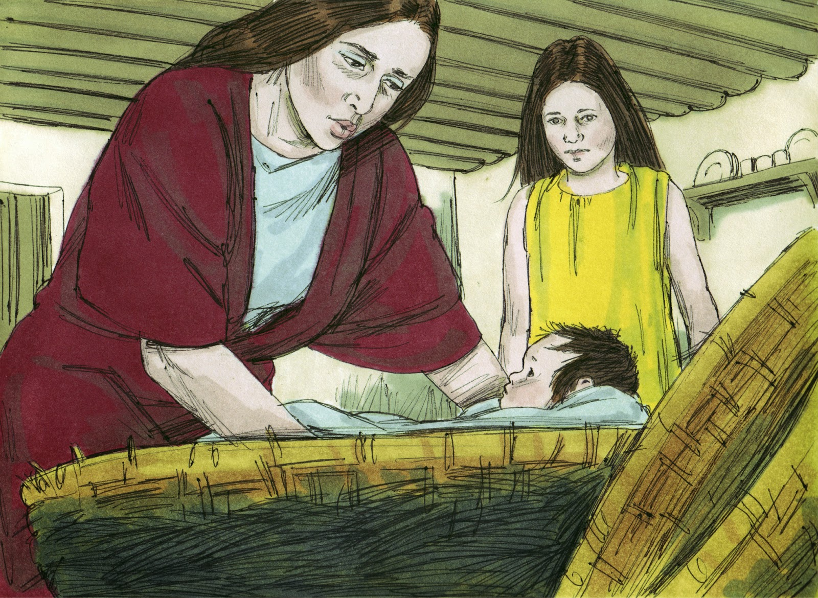 Bible Fun For Kids 2 1 Moses In The Bulrushes