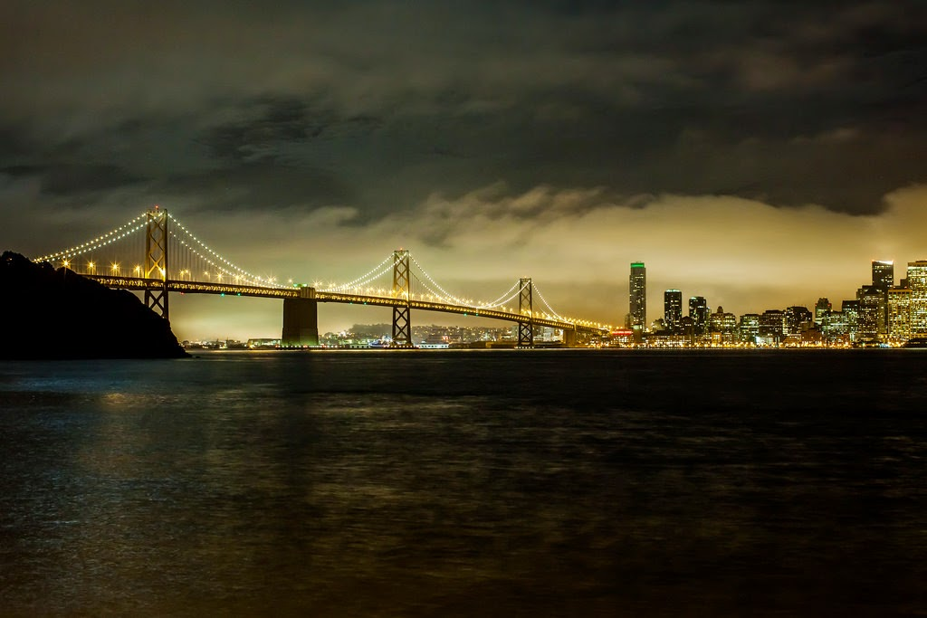 The looming clouds over San Francisco represent the looming negativity around social networks