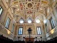 Guilio Romano's Monumental Sacristy in the Abbazia di San Benedetto